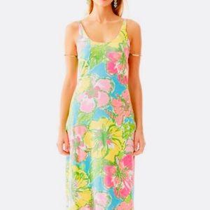 Lilly Pulitzer Palm maxi dress - Size M